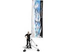 Expand FlagStand XL Outdoor Display